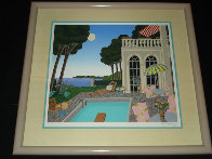 Newport Suite of 7 (Rhode Island) Limited Edition Print by Thomas Frederick McKnight - 7