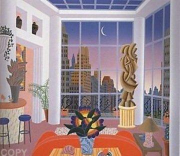 El Dorado 1988 Limited Edition Print by Thomas Frederick McKnight