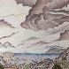 Storm Over Mykonos 2011 24x24 Original Painting by Thomas Frederick McKnight - 0