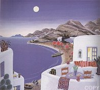 Return to Mykonos Suite of 8 1990 Limited Edition Print by Thomas Frederick McKnight - 3