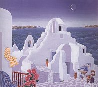 Return to Mykonos Suite of 8 1990 Limited Edition Print by Thomas Frederick McKnight - 5
