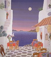 Return to Mykonos Suite of 8 1990 Limited Edition Print by Thomas Frederick McKnight - 6