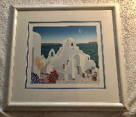 Paraportiani 1989 Limited Edition Print by Thomas Frederick McKnight - 5