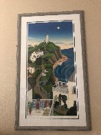 Nantucket Lighthouse Super Huge Limited Edition Print by Thomas Frederick McKnight - 1