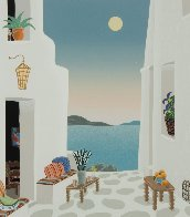 Kastro From Mykonos II Suite 1986 Limited Edition Print by Thomas Frederick McKnight - 0