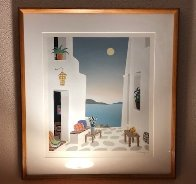 Kastro From Mykonos II Suite 1986 Limited Edition Print by Thomas Frederick McKnight - 1