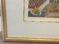 Aegean Bar 1988 Limited Edition Print by Thomas Frederick McKnight - 3