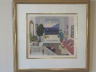 Daydreams - California Salon 1991 Limited Edition Print by Thomas Frederick McKnight - 1