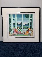 Daydreams Suite of 4  1991 Limited Edition Print by Thomas Frederick McKnight - 4