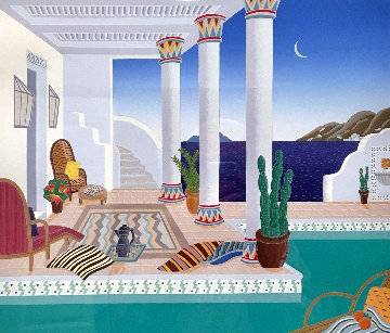 Daydreams Suite of 4  1991 Limited Edition Print by Thomas Frederick McKnight