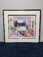 Daydreams Suite of 4  1991 Limited Edition Print by Thomas Frederick McKnight - 3