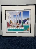 Daydreams Suite of 4  1991 Limited Edition Print by Thomas Frederick McKnight - 1