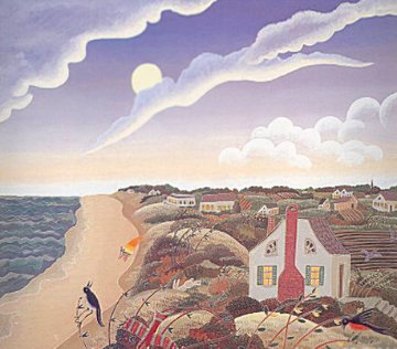 Amagansett 1987 Limited Edition Print - Thomas Frederick McKnight