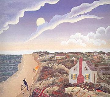 Amagansett 1987 Limited Edition Print - Thomas Frederick McKnight