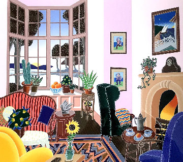 Concord - New England Revisited Suite 1991 Limited Edition Print by Thomas Frederick McKnight