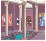Matisse Gallery 1982 Limited Edition Print by Thomas Frederick McKnight - 1