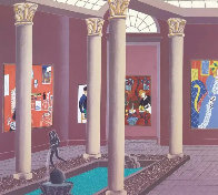 Matisse Gallery 1982 Limited Edition Print by Thomas Frederick McKnight - 0