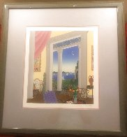 Cliff Walk 1985 Limited Edition Print by Thomas Frederick McKnight - 1