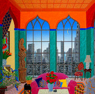 Turtle Bay 1988 Super Huge Limited Edition Print by Thomas Frederick McKnight - 0