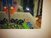 Villa Rufolo 1987 Limited Edition Print by Thomas Frederick McKnight - 2