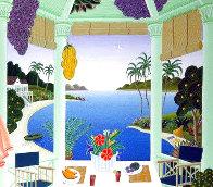 Hana Cove AP 1997 Maui, Hawaii Limited Edition Print by Thomas Frederick McKnight - 0