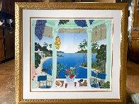 Hana Cove AP 1997 Maui, Hawaii Limited Edition Print by Thomas Frederick McKnight - 1