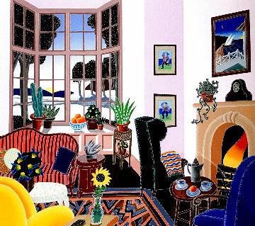 Concord 1991 Limited Edition Print - Thomas Frederick McKnight