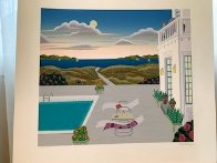 Cape Cod 1990 Limited Edition Print by Thomas Frederick McKnight - 2