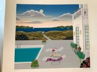Cape Cod 1990 Limited Edition Print by Thomas Frederick McKnight - 1