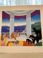 Kitano Lounge AP 1993 Limited Edition Print by Thomas Frederick McKnight - 3