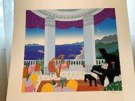Kitano Lounge AP 1993 Limited Edition Print by Thomas Frederick McKnight - 1