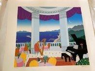 Kitano Lounge AP 1993 Limited Edition Print by Thomas Frederick McKnight - 2