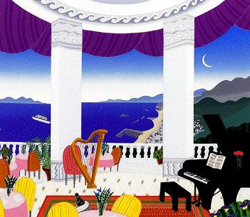 Kitano Lounge AP 1993 Limited Edition Print - Thomas Frederick McKnight