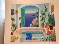 Postiano Bath 2000 Limited Edition Print by Thomas Frederick McKnight - 2