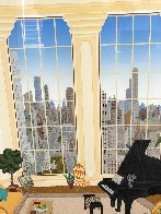 Chicago Penthouse - Huge Limited Edition Print by Thomas Frederick McKnight - 3