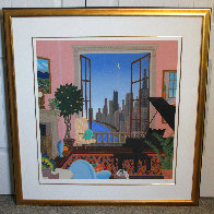 Lake Shore Drive AP 1986 (Chicago) Huge Limited Edition Print by Thomas Frederick McKnight - 1