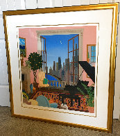 Lake Shore Drive Ap 1986 (Chicago) Huge Limited Edition Print by Thomas Frederick McKnight - 2