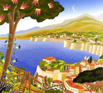 Sorrento 2012 (Italy) Limited Edition Print - Thomas Frederick McKnight