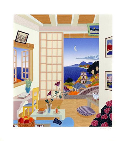 Kobe Ancient Room Limited Edition Print by Thomas Frederick McKnight