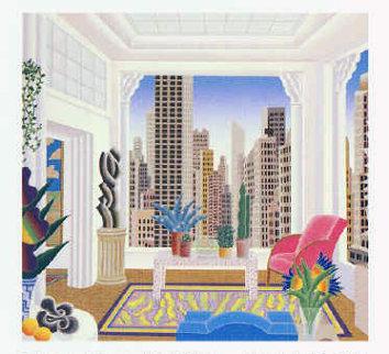 Art Deco Room Limited Edition Print - Thomas Frederick McKnight