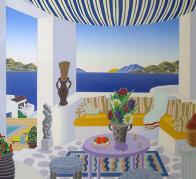 Aegean Sea 1993 Limited Edition Print by Thomas Frederick McKnight - 0