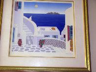 Aegean Sea 1993 Limited Edition Print by Thomas Frederick McKnight - 1