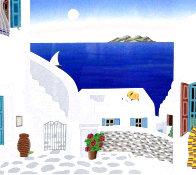 Aegean Sea 1993 Limited Edition Print by Thomas Frederick McKnight - 2