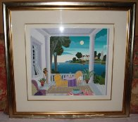 New England Suite of 4 Serigraphs Limited Edition Print by Thomas Frederick McKnight - 3