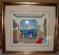 New England Suite of 4 Serigraphs Limited Edition Print by Thomas Frederick McKnight - 4