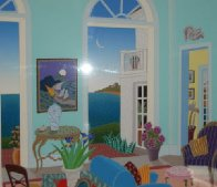 New England Suite of 4 Serigraphs Limited Edition Print by Thomas Frederick McKnight - 5