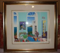 New England Suite of 4 Serigraphs Limited Edition Print by Thomas Frederick McKnight - 6