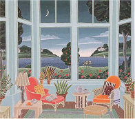Daydreamers Suite of 4 Serigraphs Limited Edition Print by Thomas Frederick McKnight - 2
