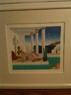Daydreamers Suite of 4 Serigraphs Limited Edition Print by Thomas Frederick McKnight - 3