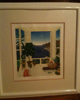 Daydreamers Suite of 4 Serigraphs Limited Edition Print by Thomas Frederick McKnight - 5